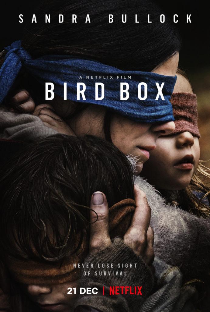 Bird Box (2018) - Scared Sloth Film Reviews