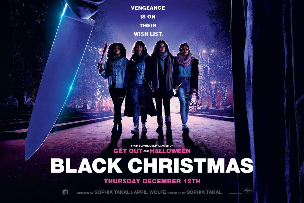 Black Christmas (2019) - Scared Sloth