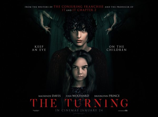 The Turning (2020) - Scared Sloth Film Reviews